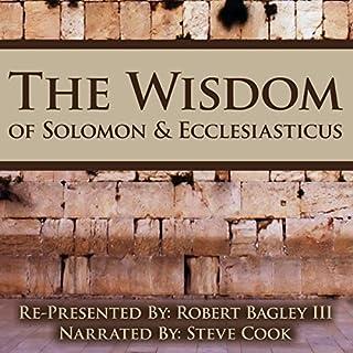 The Wisdom of Solomon and Ecclesiasticus cover art