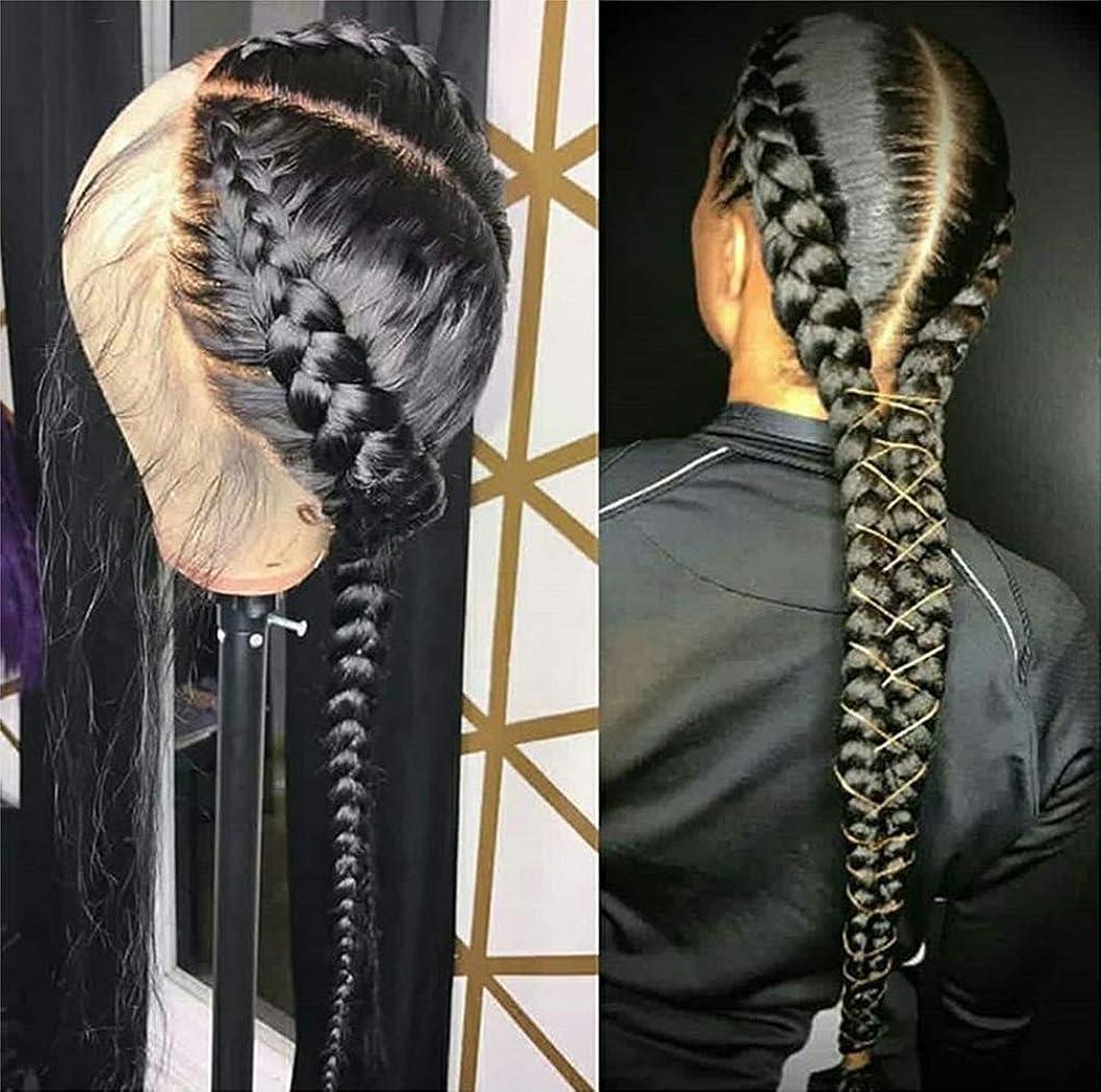 苦接ぎ木寸法女性かつらストレートヘアレース前頭ブラジルバージン人間の髪の毛のかつら人間の髪の毛150%密度