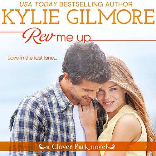 Rev Me Up audiobook cover art