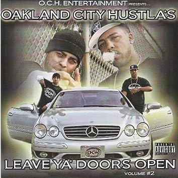 Leave Ya' Doors Open, Vol. 2