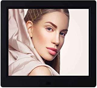 Digital Photo Frame Led Display Photo/Music/Video Player Calendar, Support USB Drive and Sd Card Digital Photo Frame Digit...