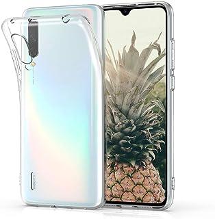 Xiaomi Mi 9 Lite case Cover Transparent Silicone Soft TPU - Clear