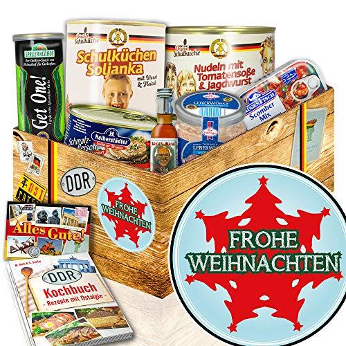 Tannenbaum - DDR Ostpaket - Geschenk Weihnachten für Ehefrau