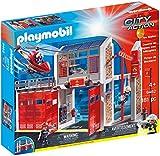 Caserne de pompiers Playmobil (renouvelé)
