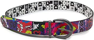 Luxury Fashion | Desigual Womens 19WARP04FUCHSIA Fuchsia Belt | Fall Winter 19