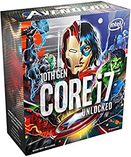 Intel Core i7-10700K ???????????? ???? ??????? ???????????? ????? 8?? ??5.1GHz ????? LGA1200 (Intel 400 ??????????) 125W