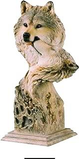 Mill Creek Studios - Kinship - 3840 - Wolf Sculpture