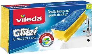 Vileda Glitzi Jumbo mild rengöringssvamp (1 styck)