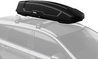 Thule Force XT Sport, Versátil cofre portaequipajes de montaje en techo para uso diario.