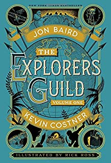 The Explorers Guild, Volume 1: A Passage to Shambhala