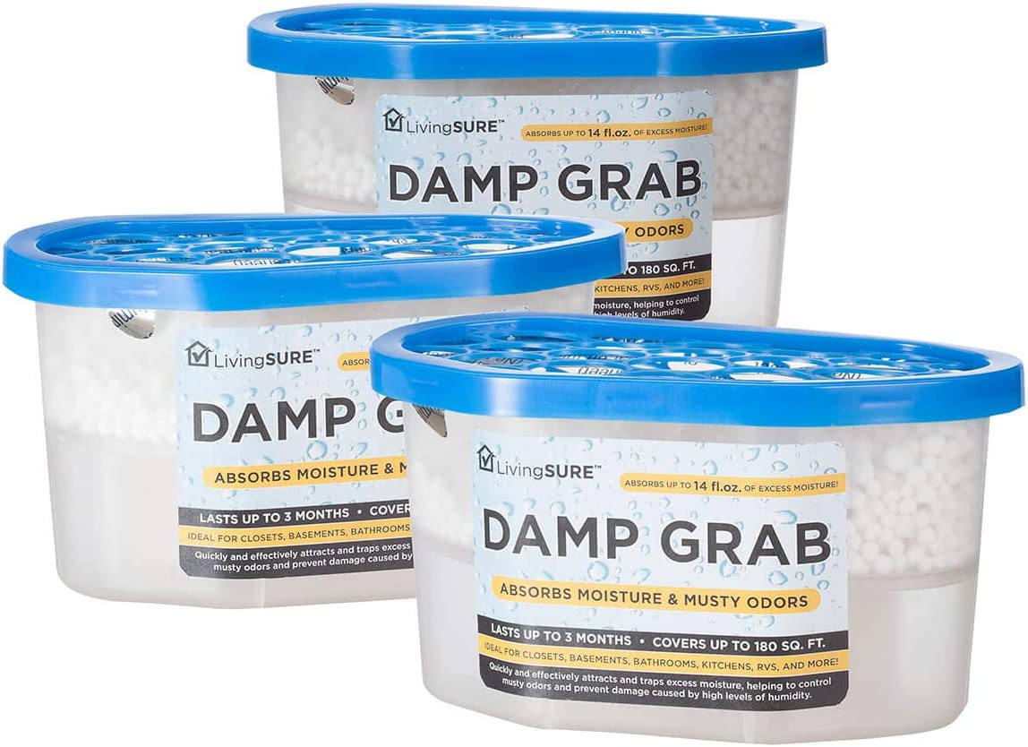 Damp Grab Closet Dehumidifier - Pack Fra Sale Excellence 3 of Moisture Control