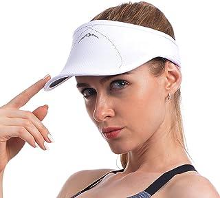 Sports Sun Visor for Man or Woman in Golf Running Jogging Tennis Hiking