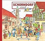 Schorndorf wimmelt. Ein Such- und Findebuch für die ganze Familie. Illustriert von der bekannten Ilustratorin und Autorin Christl Schlag.