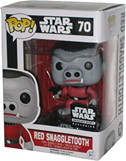 Best red snaggletooth pop Reviews