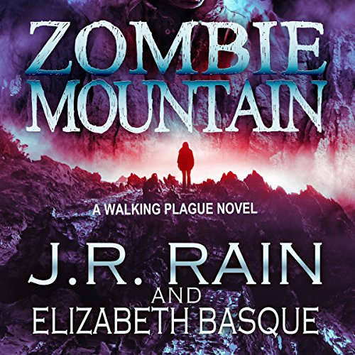 Zombie Mountain audiobook cover art