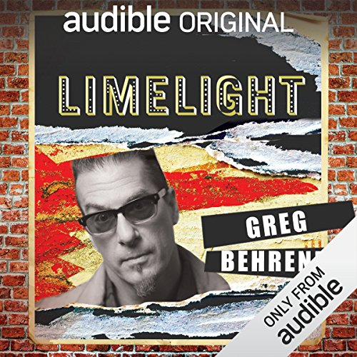 Ep. 12: Mind the Gap with Greg Behrendt (Limelight) audiobook cover art