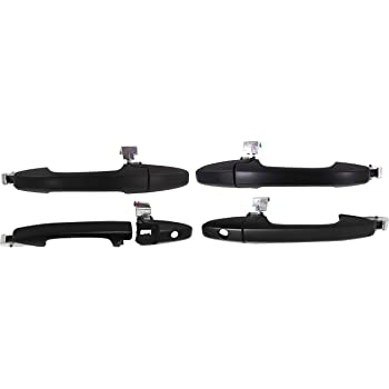 Amazon Com Exterior Door Handle Compatible With Honda Odyssey 1995 1998 Front And Rear Door Handle Right Side And Left Side Set Of 4 Outside Primed Automotive