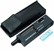 VCCA High Accuracy Jewelry Diamond Tester II Professional Diamond Gemstone Selector Thermal Conductivity Meter for Novice and Expert