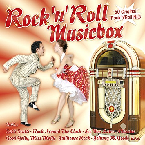Rock'n'Roll Musicbox - 50 Original Rock'n' Roll Hits
