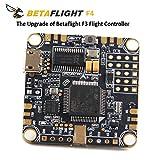 BetaFlight Contrôleur de vol F4 OSD AIO f4 Flight Controller ( Integrated PDB , BEC 1.5a 5v , Current sensor , OSD Max Current 145A ) for FPV Racing RC Drone Quadcopter by LITEBEE
