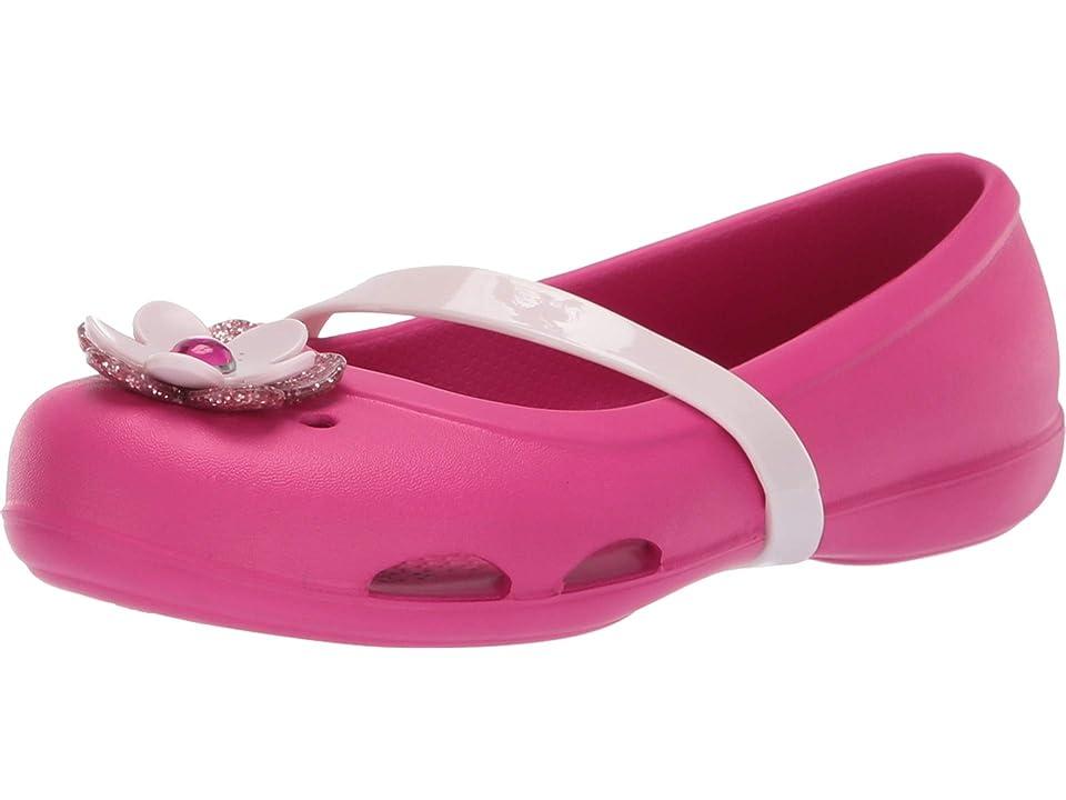 Crocs Kids Lina Flat Shoes