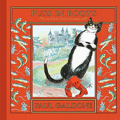 Puss in Boots (Paul Galdone Classics) (English Edition)