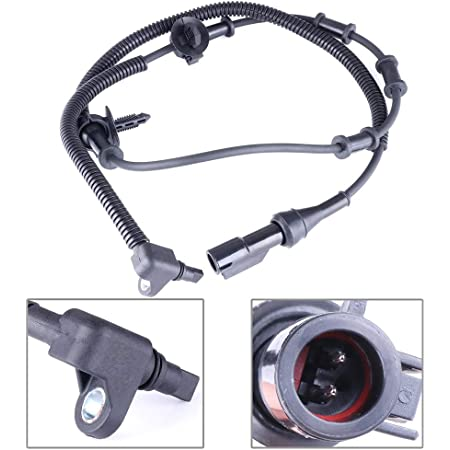 Front Wheel Speed Sensor Left Right for Ford Lincoln Mercury Ford Lincoln