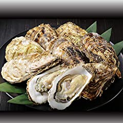 ますよね【お刺身OK】兵庫県室津産 殻付き 牡蠣 1kg前後(12粒入) 生牡蠣 生カキ