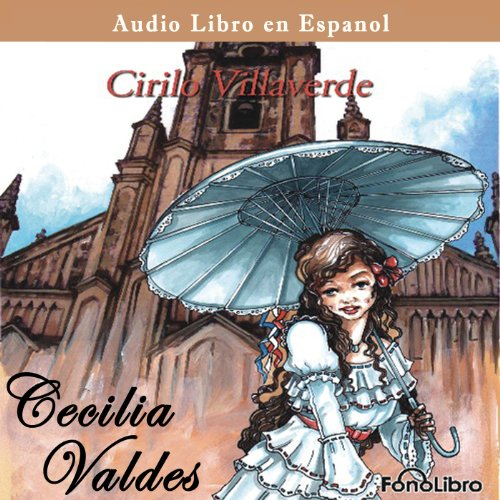 Cecilia Valdes audiobook cover art