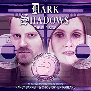 Dark Shadows - The Flip Side audiobook cover art