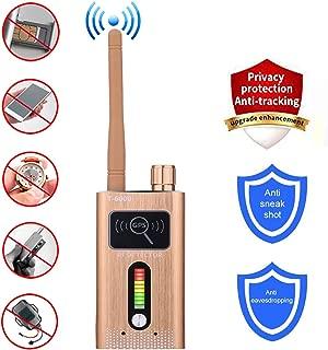 Anti-Spy Bug Detector GPS Tracking Detector Finder Radio Scanner Wireless Signal Detector Alarm