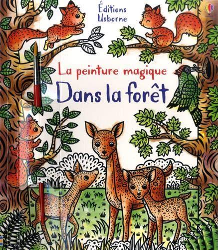 Dans la forêt - La peinture magique