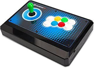 IST MAKESTICK PRO Gaming Gadget Arcade Joystick Controller PS3/PC For Fighting Game (Airback lever, OBSF Sanwa buttons)
