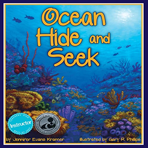 Ocean Hide and Seek Audiobook By Jennifer Evans Kramer cover art