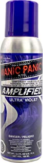 Manic Panic Amplified Temporary Hair Color Spray, Ultra Violet