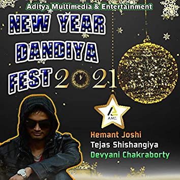 New Year Dandiya Fest 2021