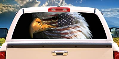 Best rear window graphics for trucks