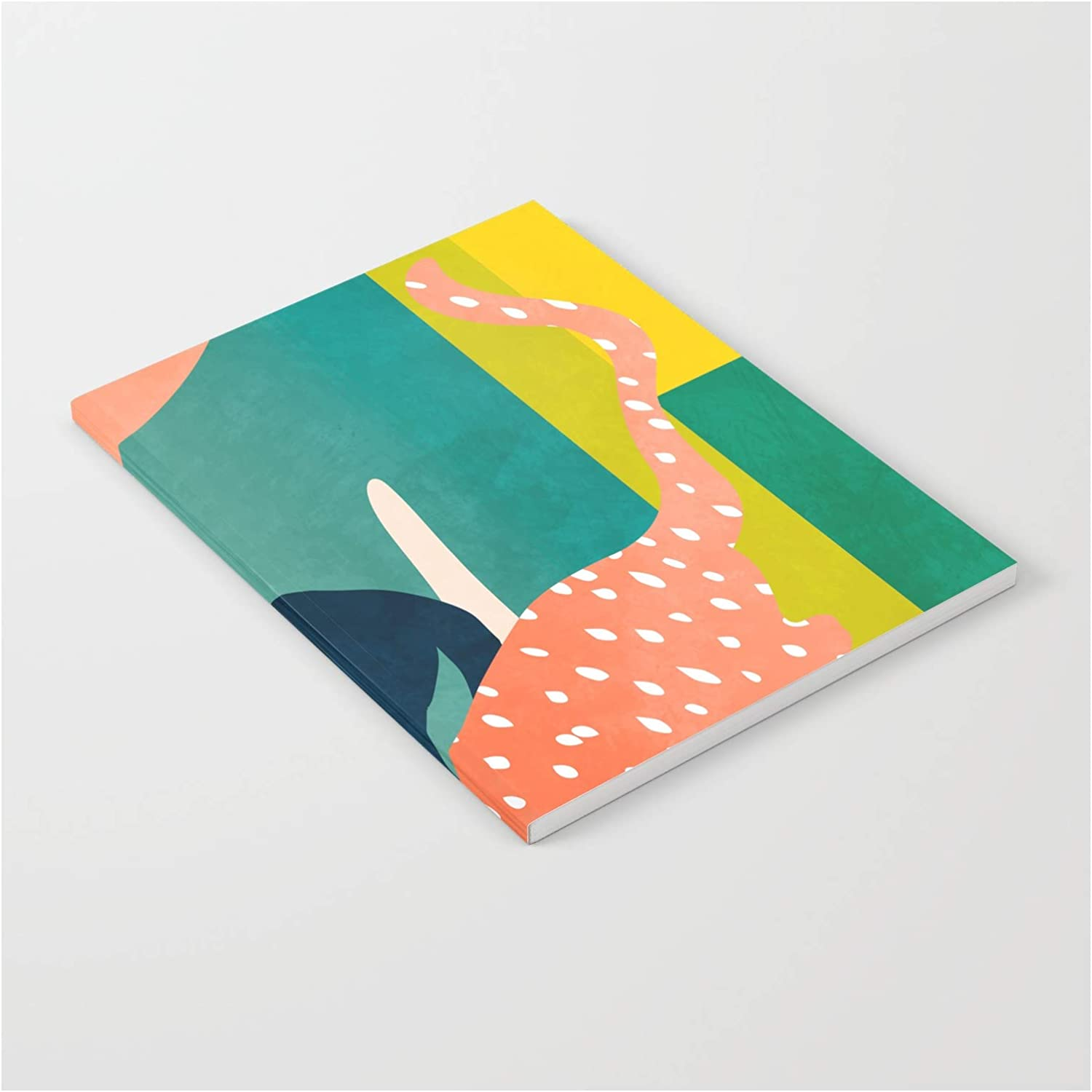Tropical Cats by Ana Rut San Francisco Mall Bre Fine Art Online limited product Notebook Set 3 - of on 6