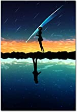 Printing Pira Poster - Kimi no Na Wa, Your Name Movie, Anime Official Art Poster (11x17)