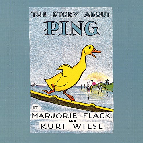 The Story about Ping audiobook cover art