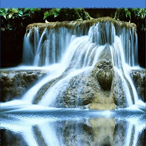 Waterfalls of Meditation, Water Sounds Natural White Noise & Deep Sleep