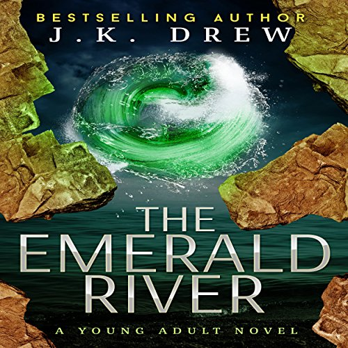 The Emerald River audiobook cover art