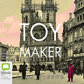 The Toymaker cover art