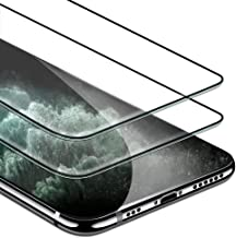Reawul Screen Protector for iPhone 11 Pro iPhone Xs iPhone X 5.8 Inch, 9H Full Coverage Tempered Glass Film, 2-Pack