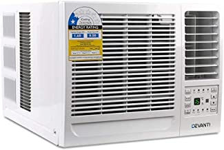 Devanti 1.6kW Window Wall Box Refrigerated Air Conditioner Conditioning Cooler Cooling Only