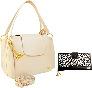 I DEFINE YOU Women's Handbag with Wallet (Set of 2)