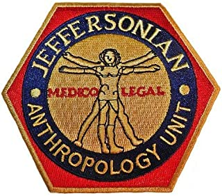 jeffersonian patch