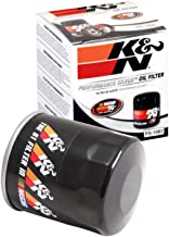K&N Premium Oil Filter: Designed to Protect your Engine: Fits Select FORD/SUZUKI/TOYOTA/VOLKSWAGEN Vehicle Models (See Pro...