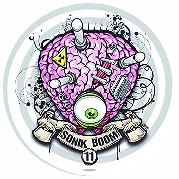Sonik boom 11 (feat. Guigoo, Billx, Vandal, Viko)