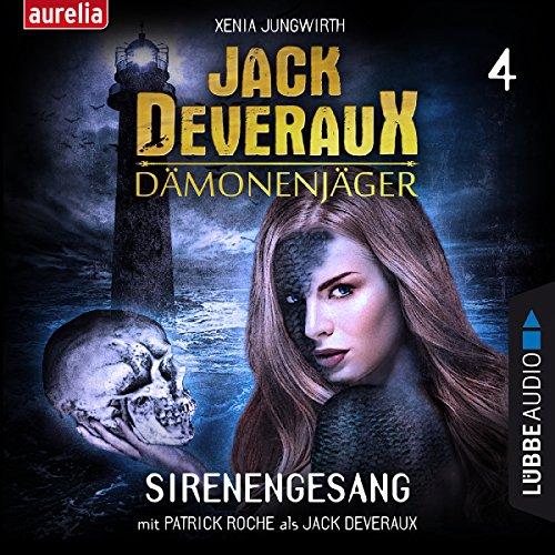 Sirenengesang audiobook cover art